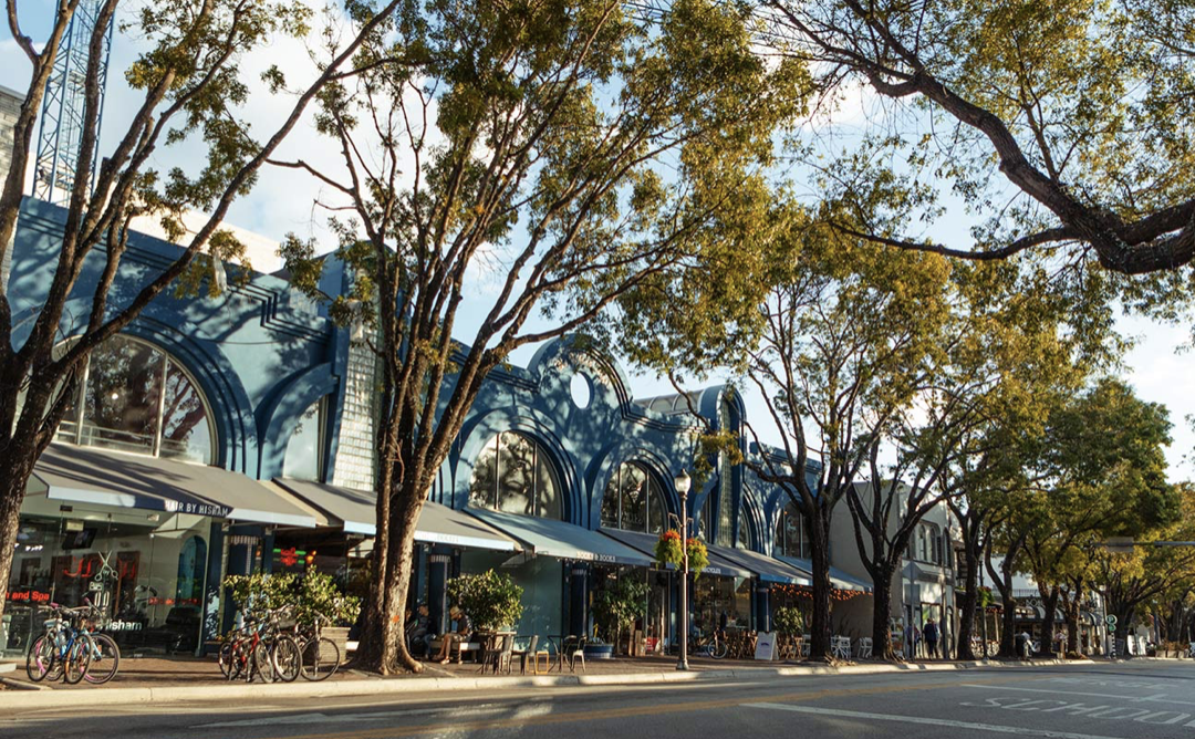 THE HISTORY OF COCONUT GROVE