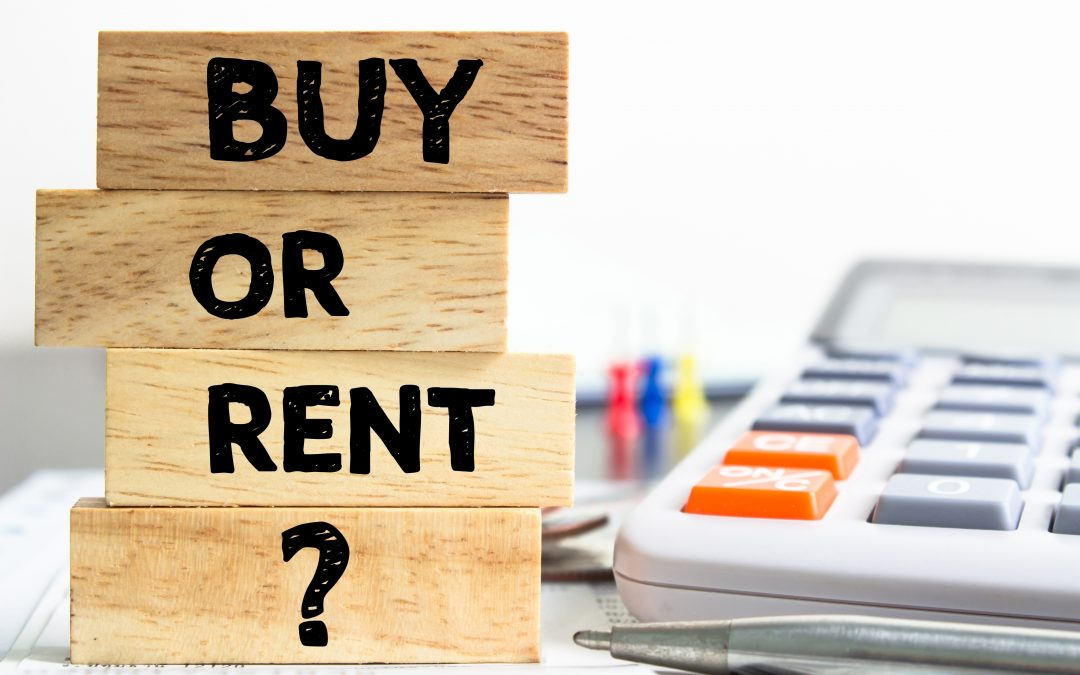 WHEN SHOULD YOU STOP RENTING?