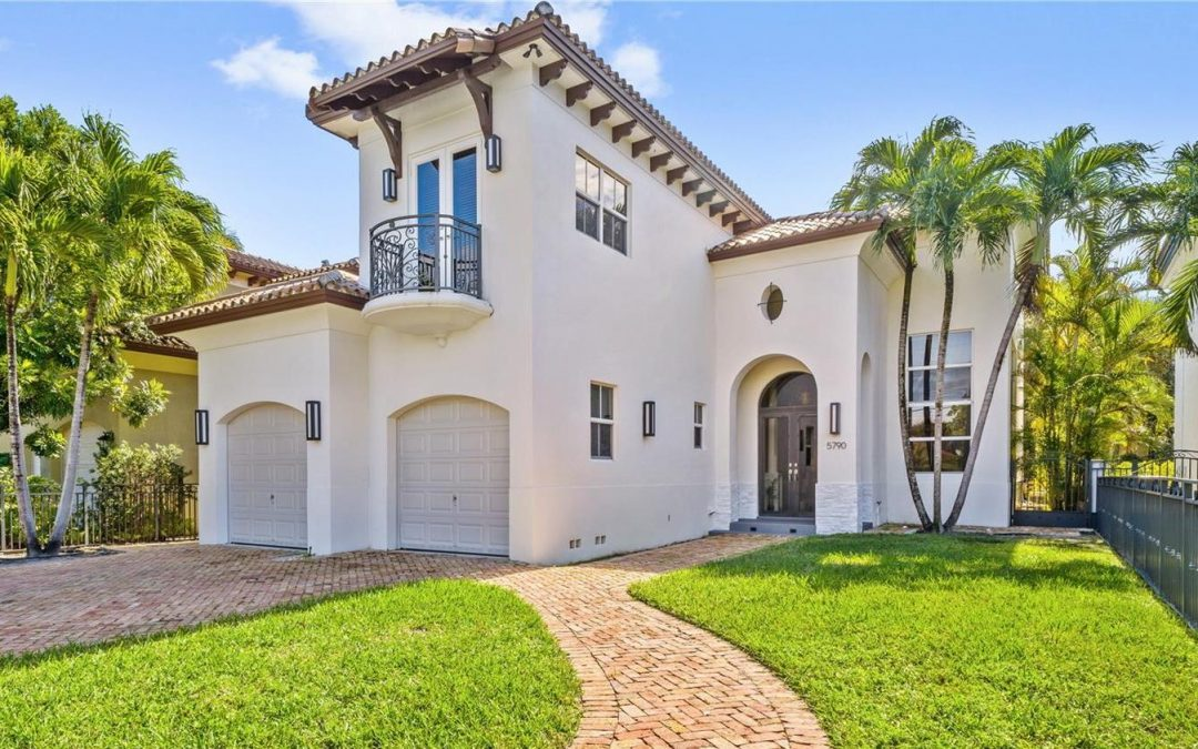 JUST CLOSED IN MIAMI: 5790 SW 34 STREET