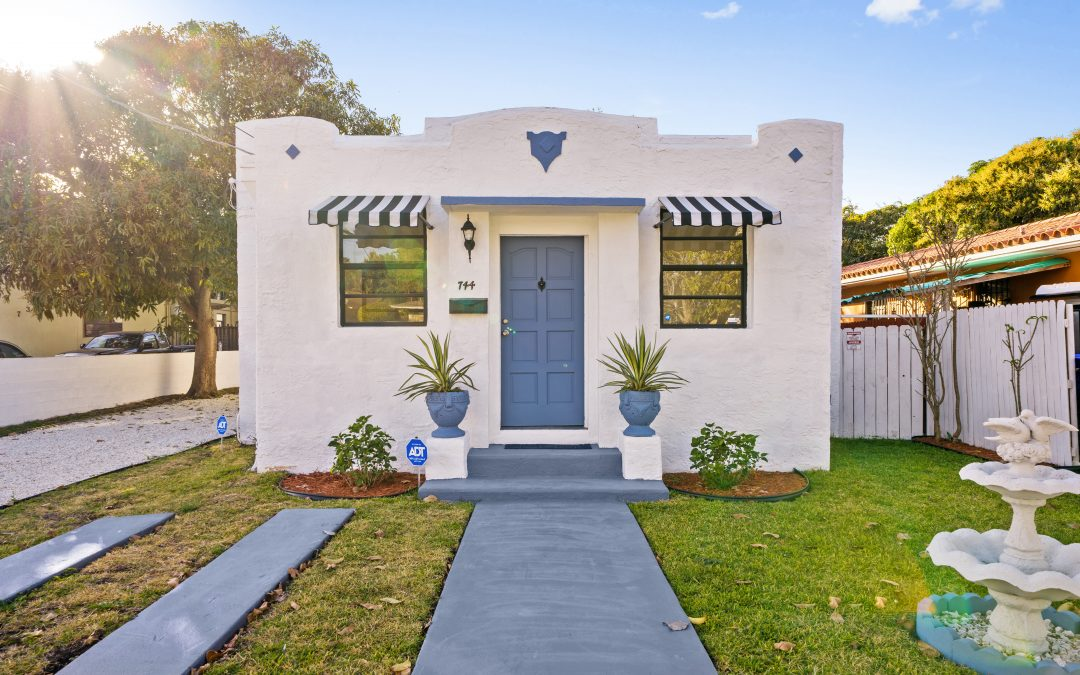 JUST LISTED IN MIAMI: 744 NW 33 AVENUE