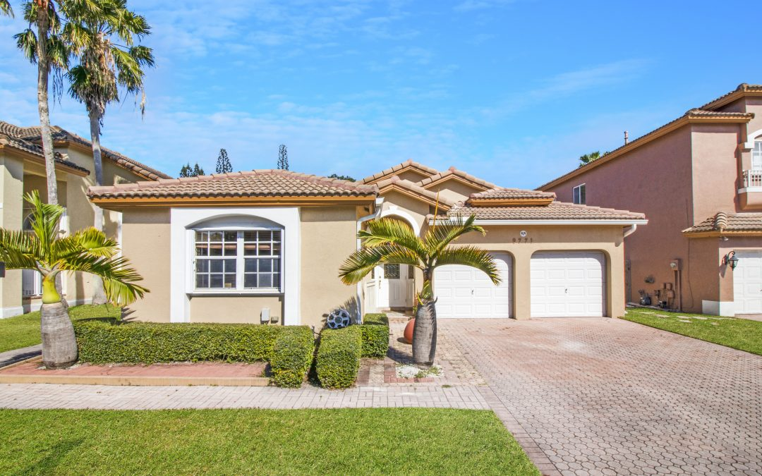 JUST CLOSED IN DORAL: 9771 NW 32 STREET