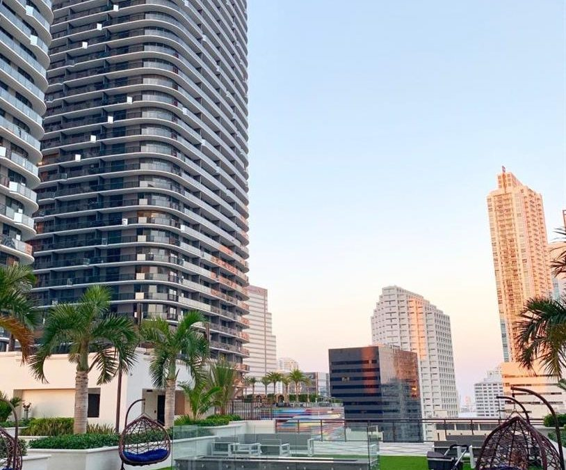 JUST CLOSED IN BRICKELL: 999 SW 1 AVENUE #UPH10