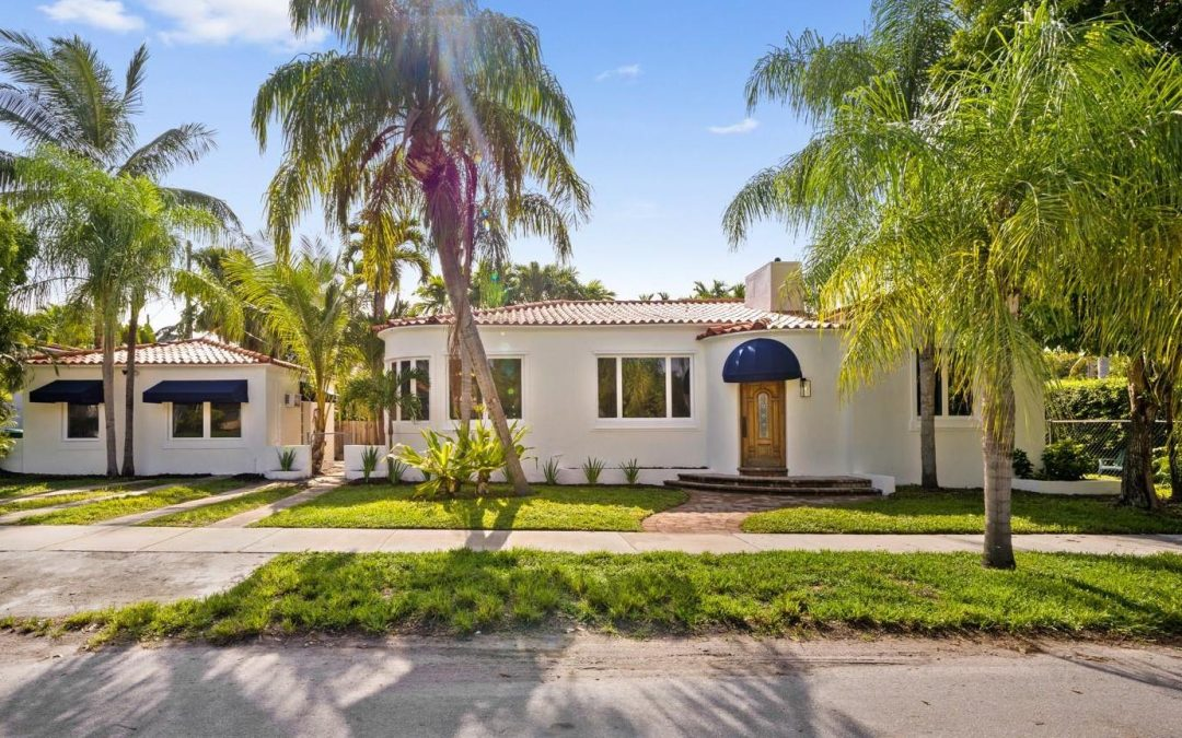 JUST LISTED IN SHENANDOAH: 1795 SW 14 AVENUE