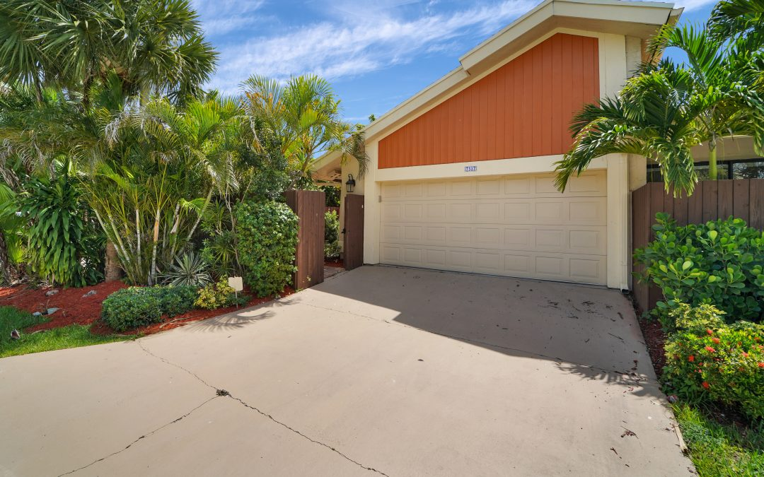 JUST LISTED IN BOCA RATON: 7517 SIERRA DRIVE