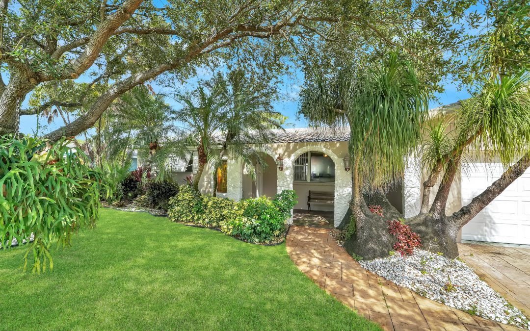 JUST LISTED IN PLANTATION: 141 SW 125 AVENUE
