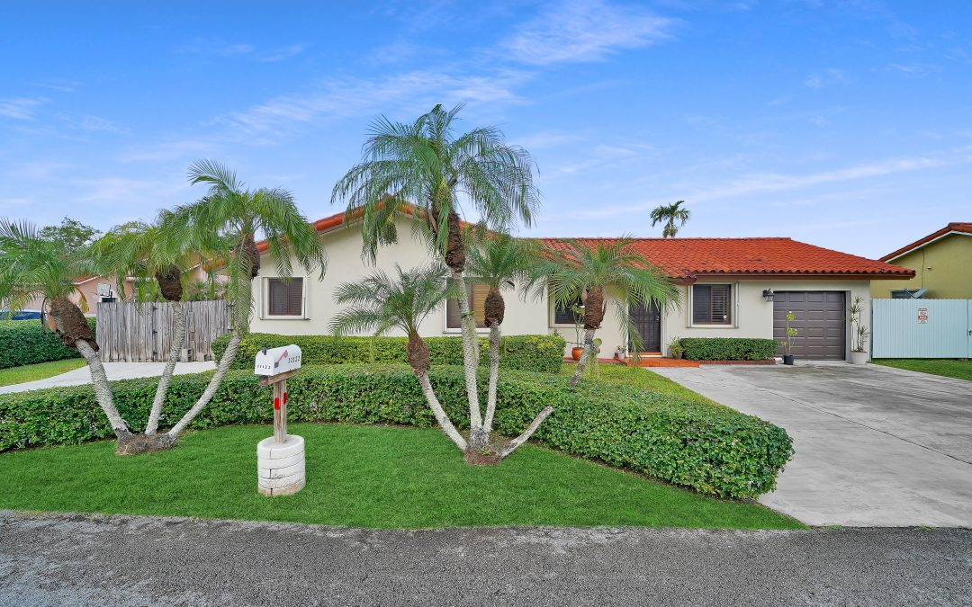 JUST CLOSED IN WEST KENDALL: 11122 SW 143 CT