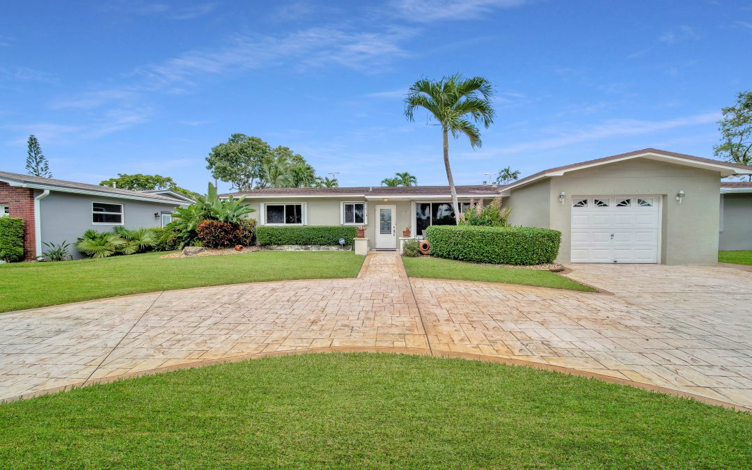 JUST CLOSED IN PEMBROKE PINES: 1620 NW 110 TERRACE